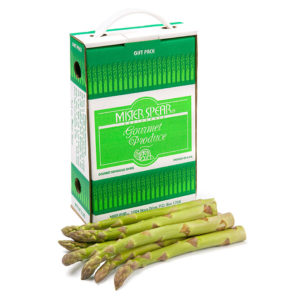 3 lbs Jumbo Green Asparagus Spears