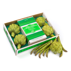 Gift Certificate  Asparagus & Artichokes Combo Pack